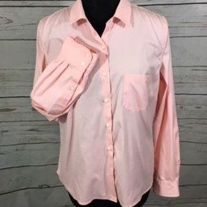 Untuckit button-down shirt